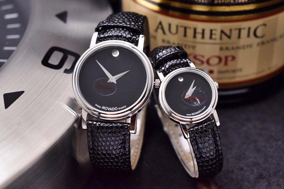 thương hiệu đồng hồ nổi tiếng Movado
