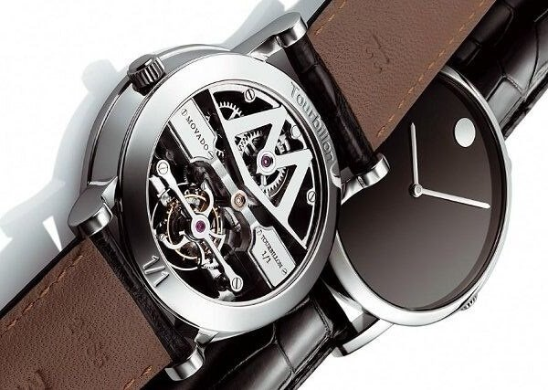 cách nhận biết đồng hồ Movado thật