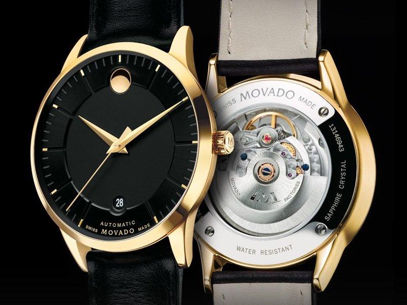 Cấu tạo của đồng hồ movado