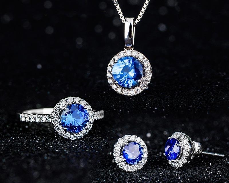giá đá sapphire tự nhiên