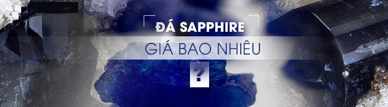 Đá sapphire bao nhiêu tiền