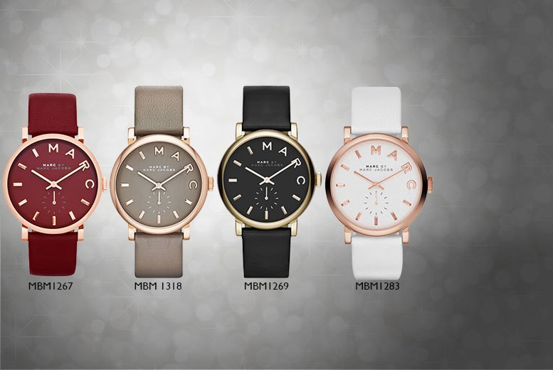 xuất xứ của thương hiệu đồng hồ Marc Jacobs