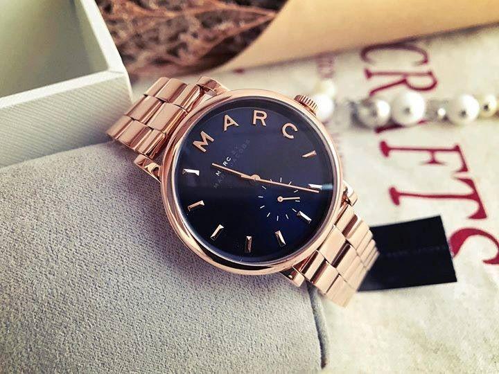 giá đồng hồ Marc Jacobs trên thị trường hiện nay là bao nhiêu