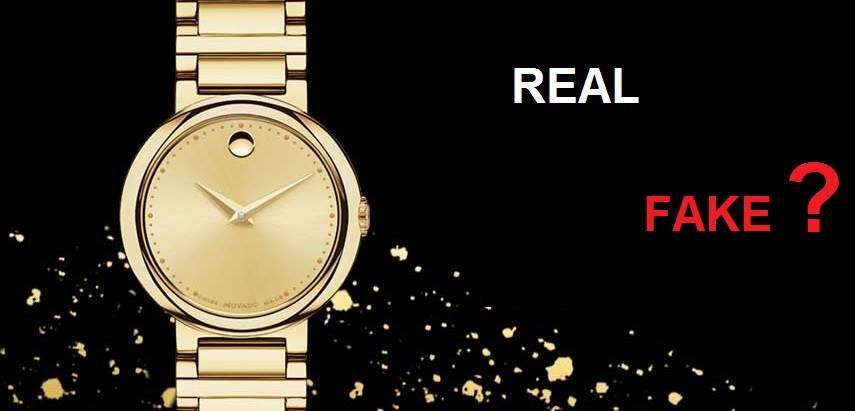 Cách nhận biết đồng hồ Movado thật - Luta shop