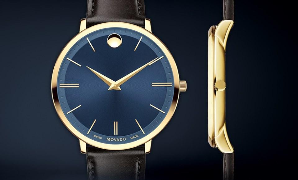 Hướng dẫn cách nhận biết đồng hồ Movado thật