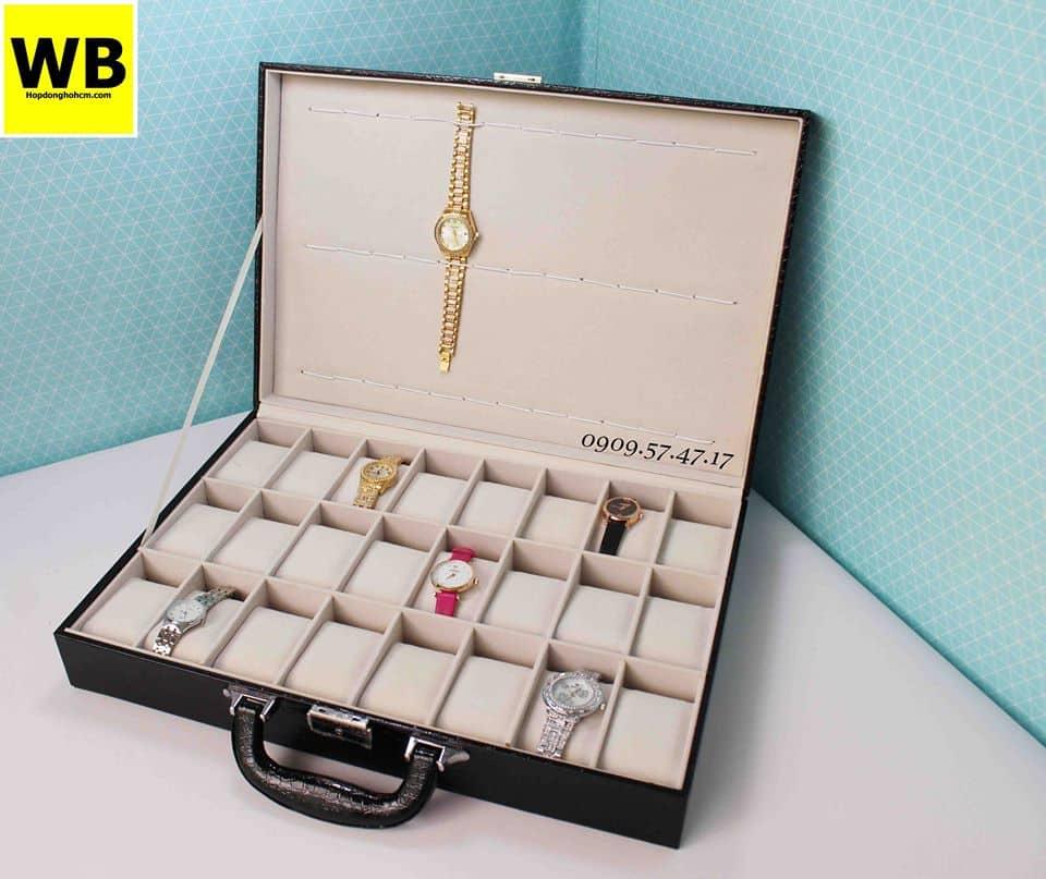 các mẫu hộp đựng đồng hồ đẹp