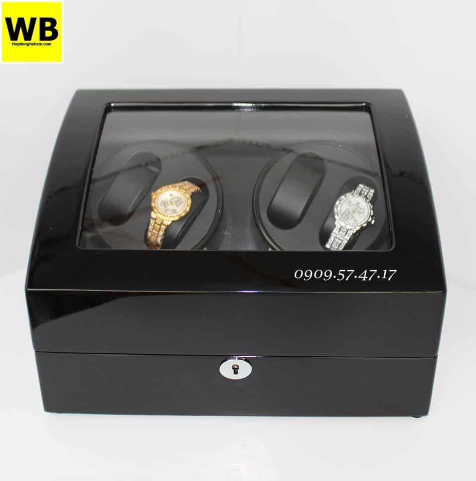 mặt kính hộp đựng đồng hồ cơ automatic