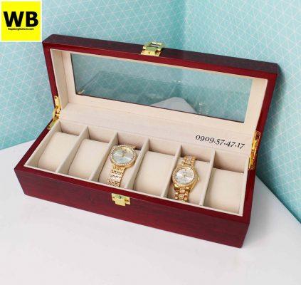 các loại hộp đựng đồng hồ chiếc