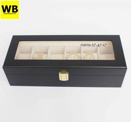 mẫu hộp đồng hồ gỗ