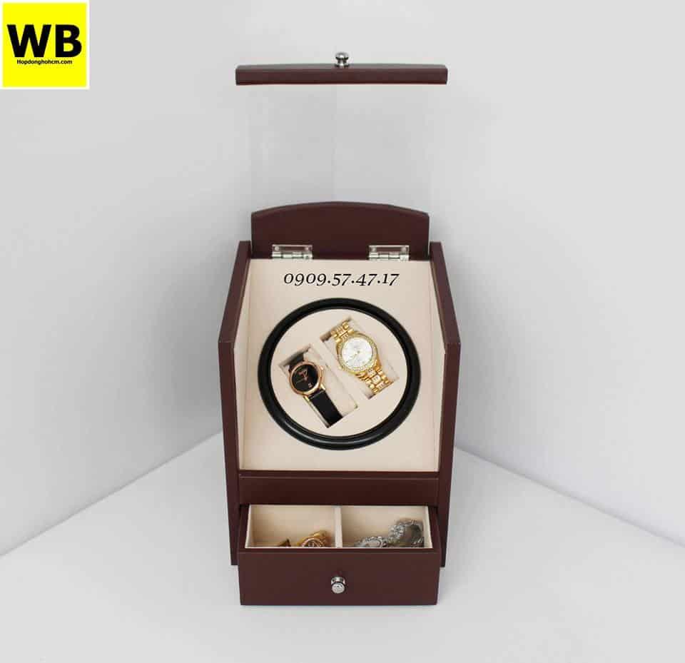 hộp đồng hồ xoay giá rẻ