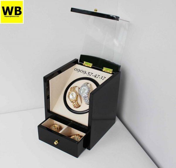 hộp lắc đồng hồ cơ chất lượng