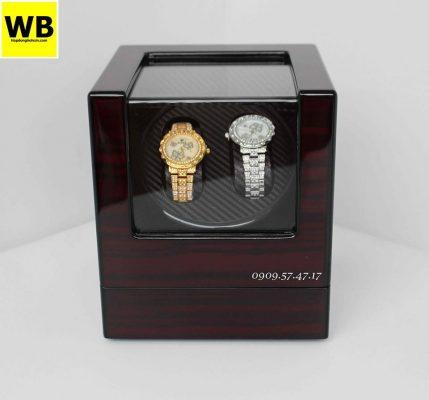 hộp đựng đồng hồ automatic có dùng pin không