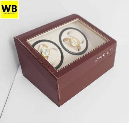 hộp xoay đồng hồ cơ giá rẻ