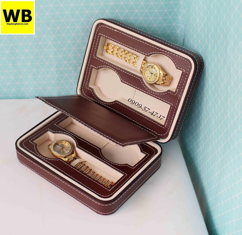 review mẫu hộp đựng đồng hồ
