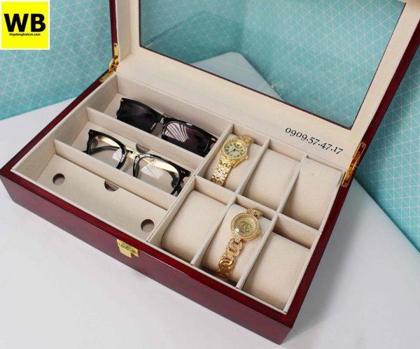 Hộp để đồng hồ mắt kính