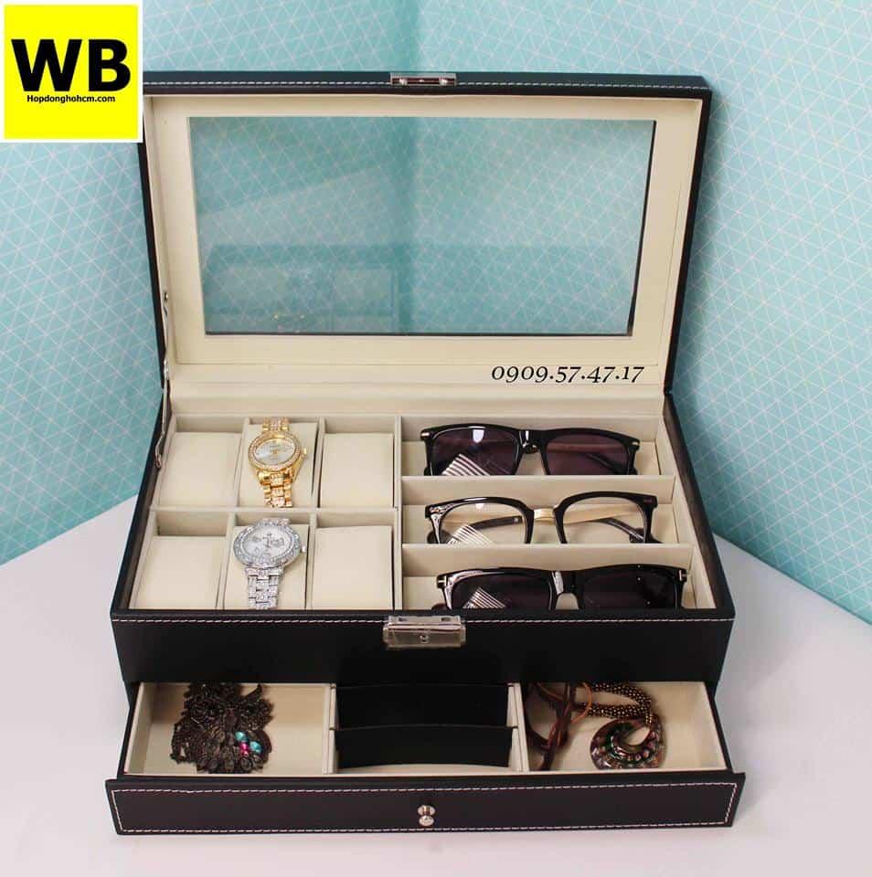hộp đựng đồng hồ và trang sức