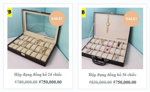 bán kệ trưng bày đồng hồ