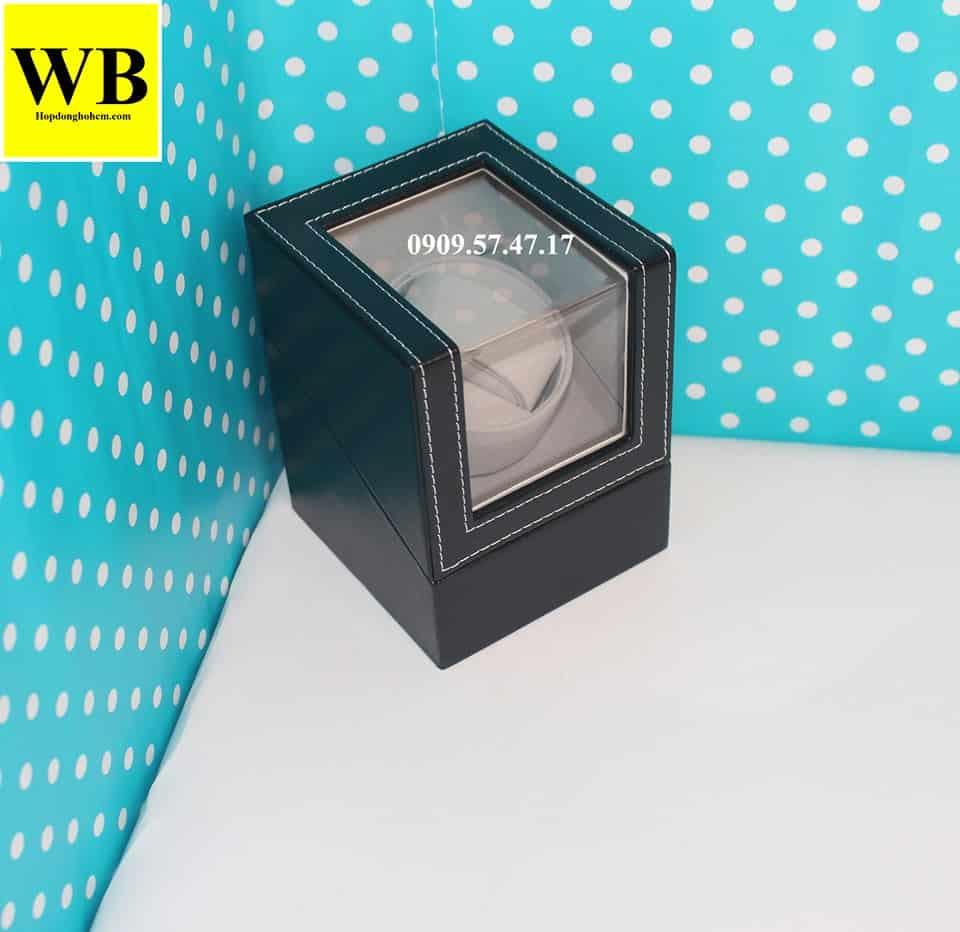 Hộp xoay đồng hồ 1 chiếc gồm 1 trục quay