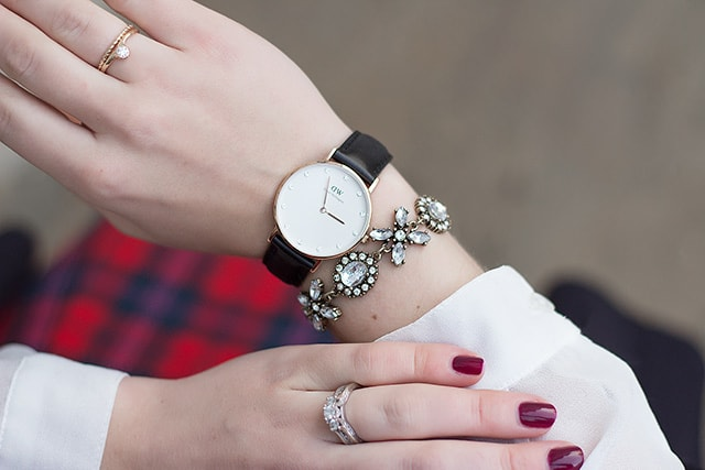 bí quyết lựa chọn đồng hồ cho nữ