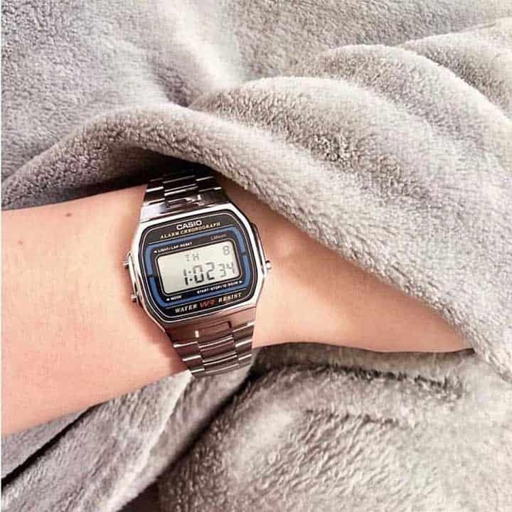 chỉnh giờ cho đồng hồ casio đơn giản tại nhà