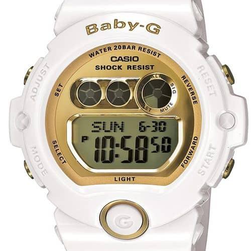 cách chỉnh giờ đồng hồ baby g ba-110