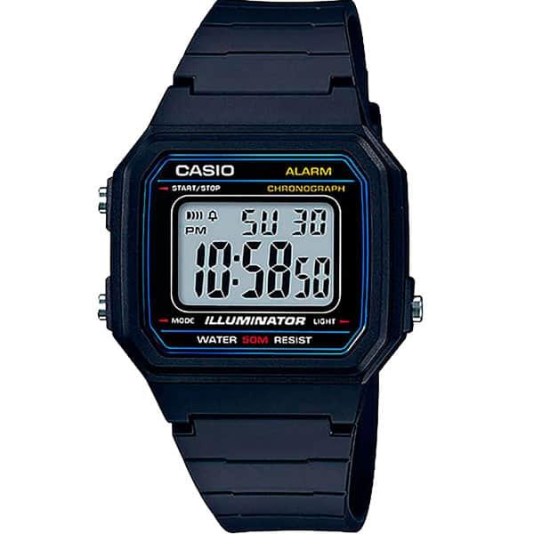 Cách chỉnh giờ đồng hồ Casio cổ điển