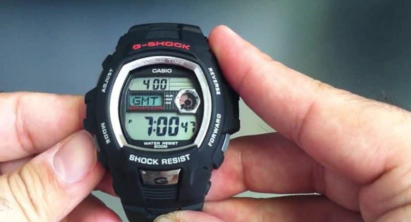 cách chỉnh giờ đồng hồ điện tử casio 4 nút