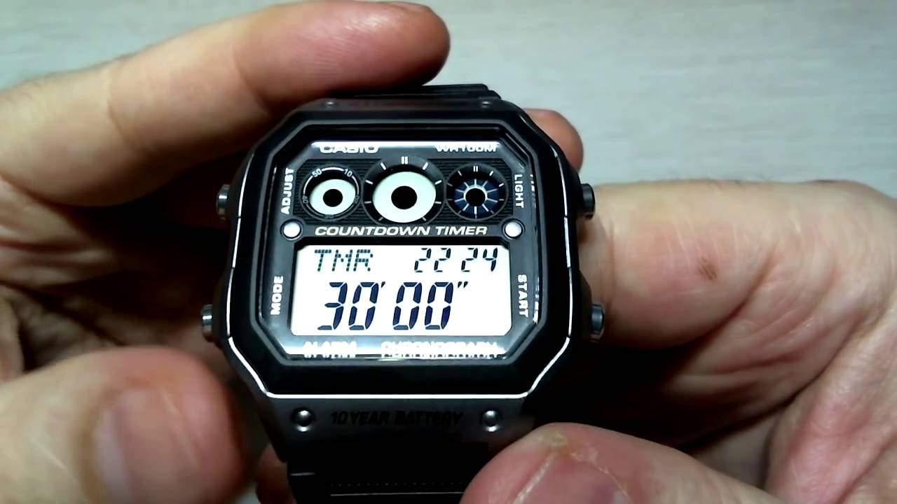 cách chỉnh giờ đồng hồ điện tử casio 4 nút hiện nay