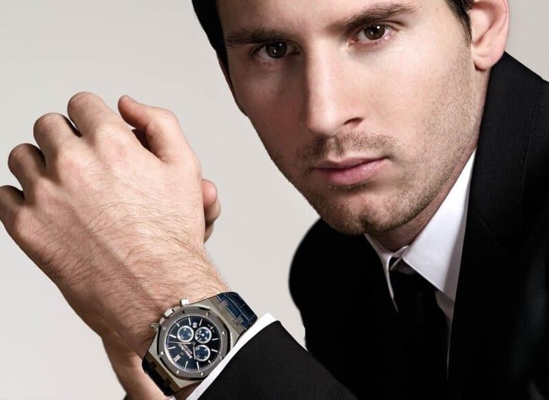 hướng dẫn chọn dây đeo đồng hồ cân đối với mặt đồng hồ nam