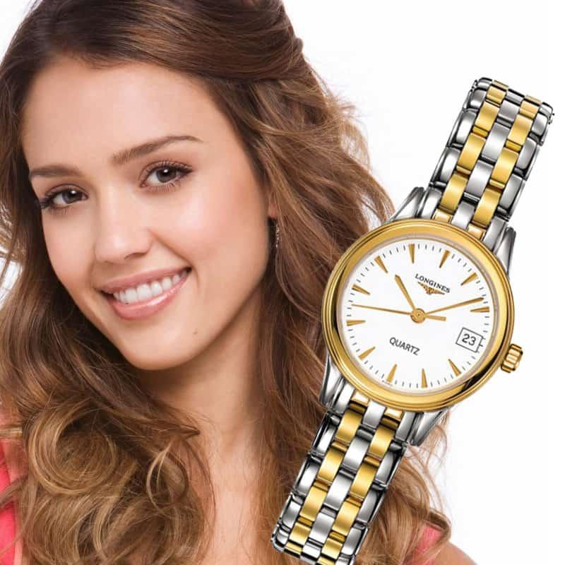 lựa chọn dây đồng hồ cho bạn nữ