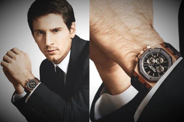 cách đeo đồng hồ nam đúng cách