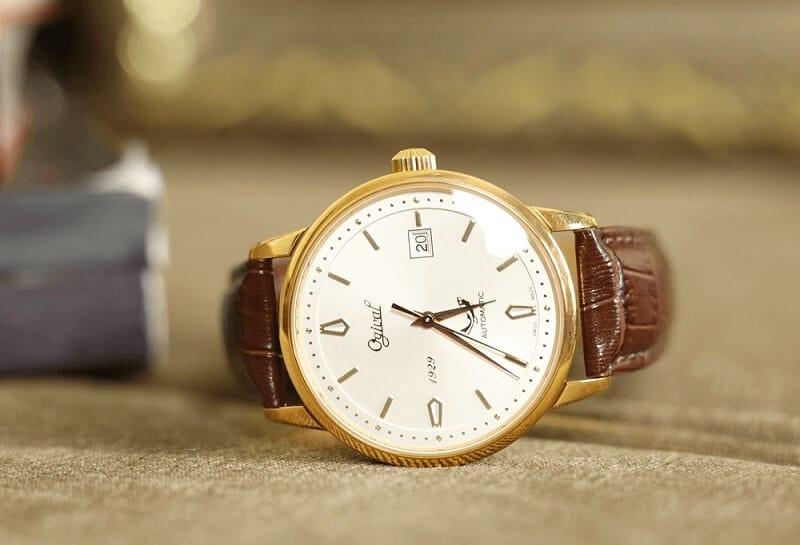 cách thay dây cho đồng hồ ogival đúng cách