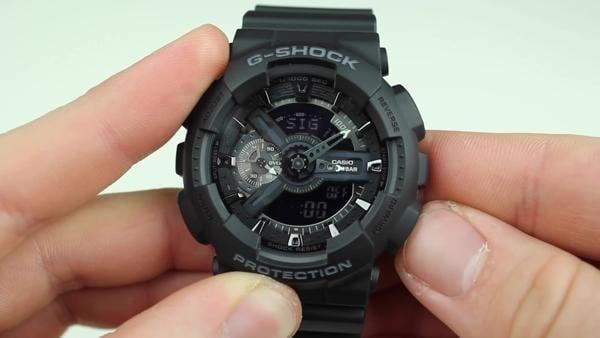 bạn đã dùng đồng hồ g shock đúng cách chưa