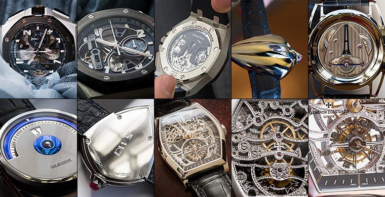 sửa chữa những loại đồng hồ đeo tay khác nhau