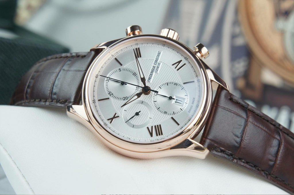 cơ chế hoạt động của đồng hồ chronograph