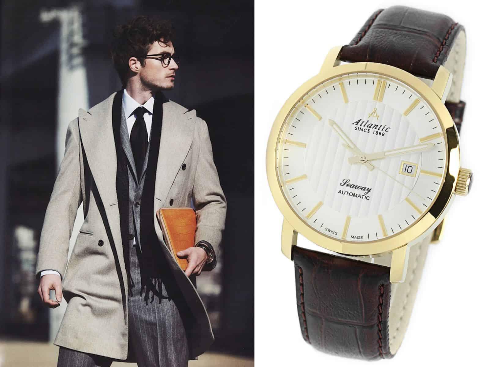 chọn đồng hồ đeo tay hợp thời trang