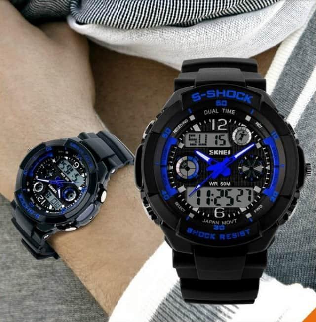 lựa chọn đeo đồng hồ phù hợp với trang phục thể thao
