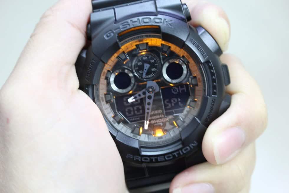 hướng dẫn cách sử dụng đúng cách đồng hồ g-shock tại nhà
