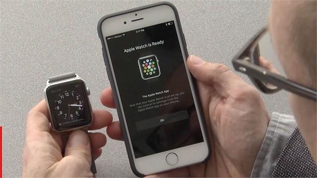 cách kết nối apple watch với điện thoại iphone