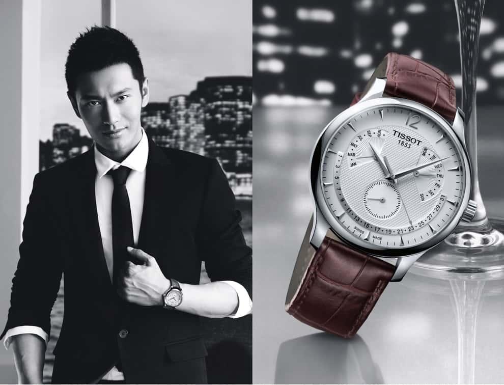 đeo đồng hồ cổ điển sẽ hợp với những bộ âu phục