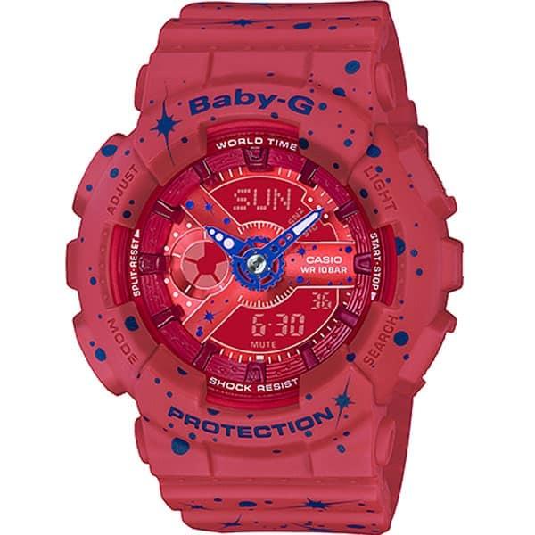 hướng dẫn bạn cách chỉnh giờ worldtime cho đồng hồ Baby G