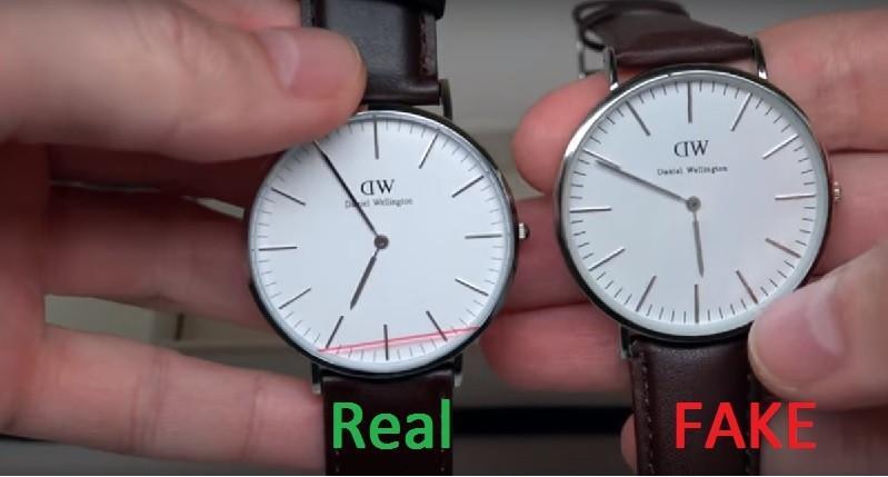 cách nhận biết những dấu hiệu để biết đồng hồ dw có phải chính hãng hay không
