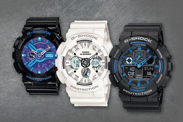 những mẹo chỉnh kim cho đồng hồ g shock fake