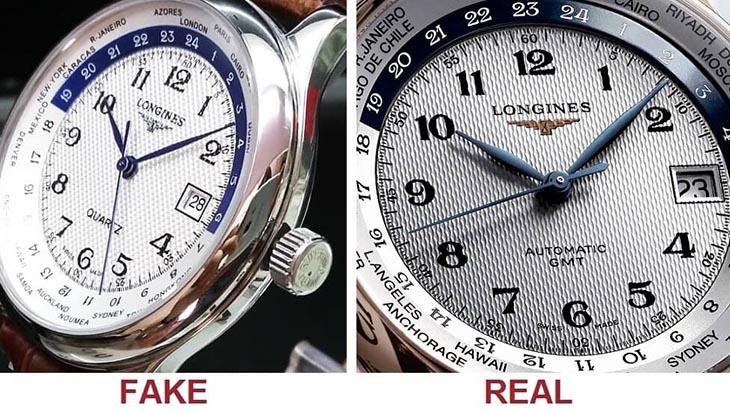 cách nhận biết như thế nào là đồng hồ chính hãng