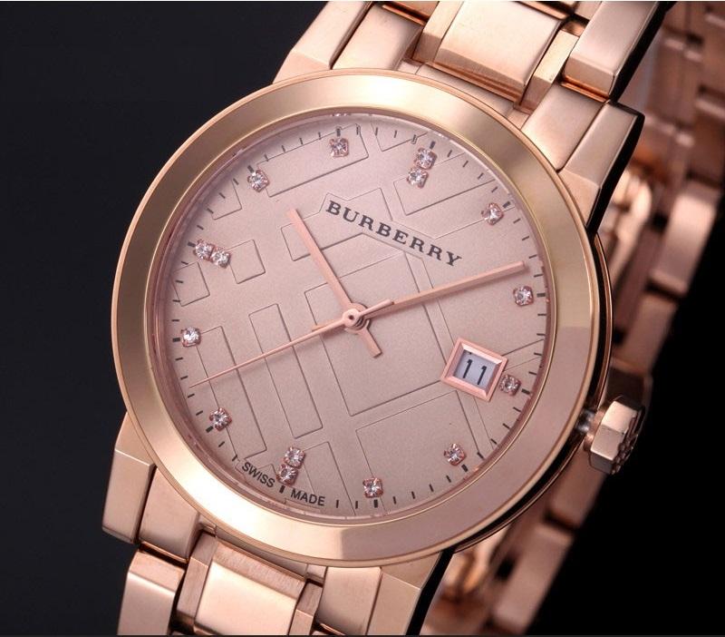 phân biệt đồng hồ burberry thật giả như thế nào
