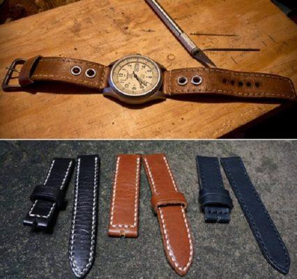 mách bạn cách để tháo dây da đồng hồ nhanh nhất