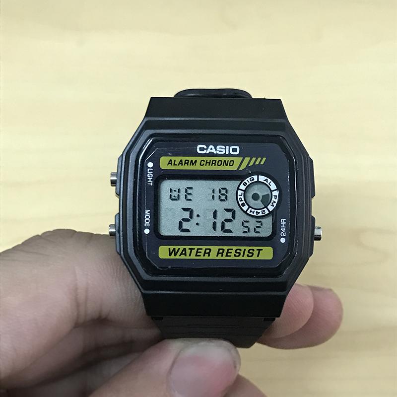 hướng dẫn đúng cách chỉnh giờ đồng hồ casio