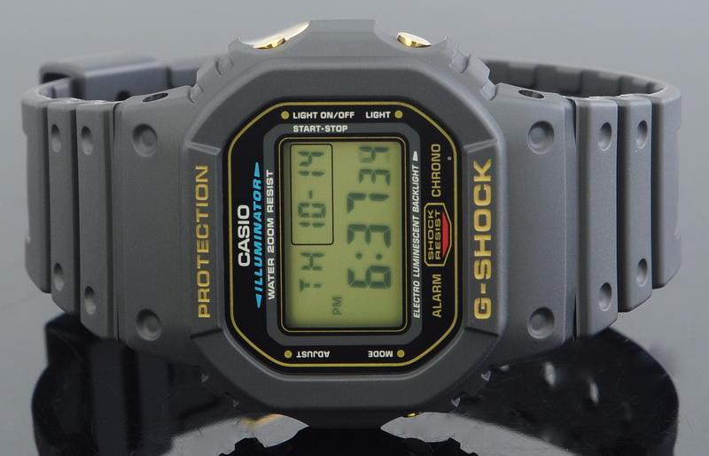 chỉnh giờ hiện thành trên đồng hồ 4 nút