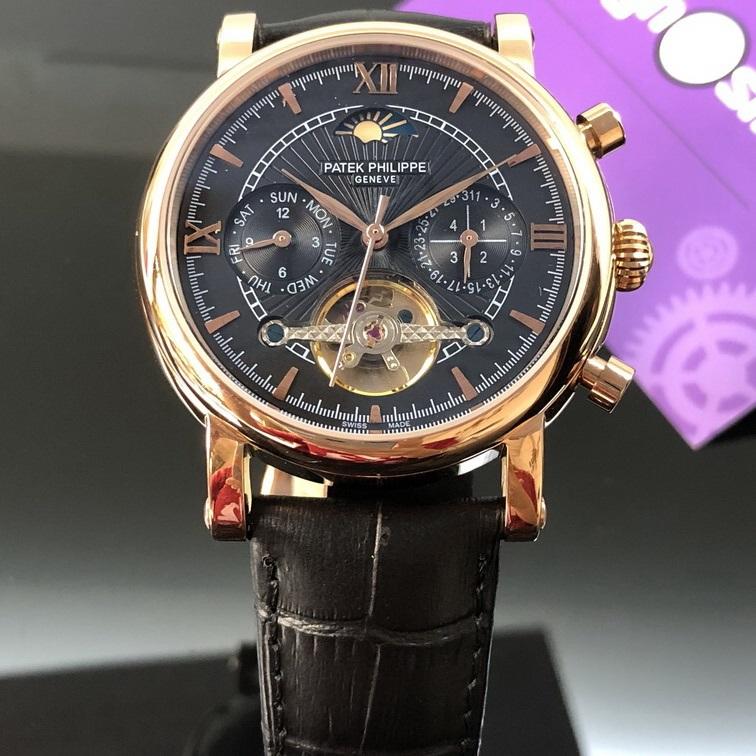 cách chỉnh thời gian cho đồng hồ đeo tay 5 kim của bạn