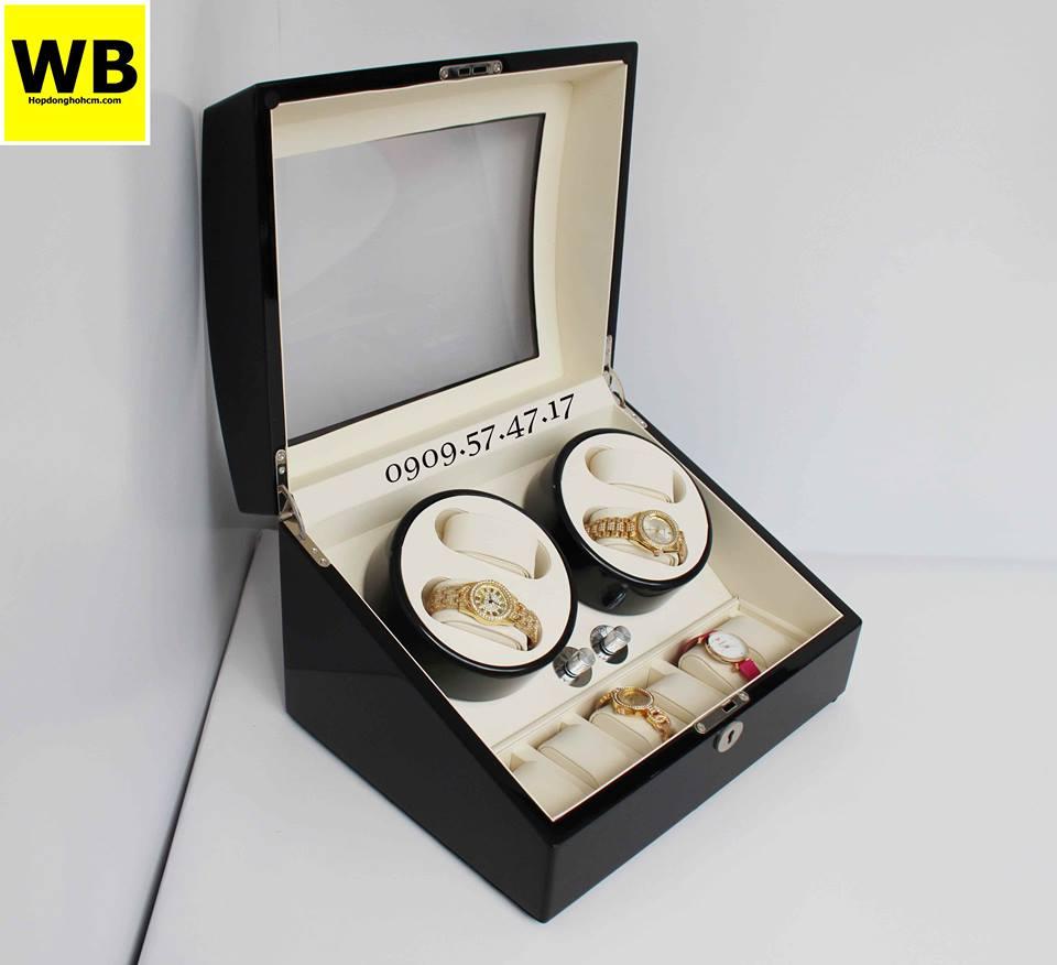 top 3 mẫu hộp đựng đồng hồ cơ đẹp nhất cho nam